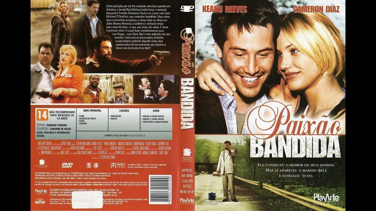 Paixão Bandida -1996 - RMZ - Keanu Reeves e Cameron Diaz - YouTube