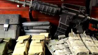 How To Choose Magazine Pouches For Your Ar-15 Rifle