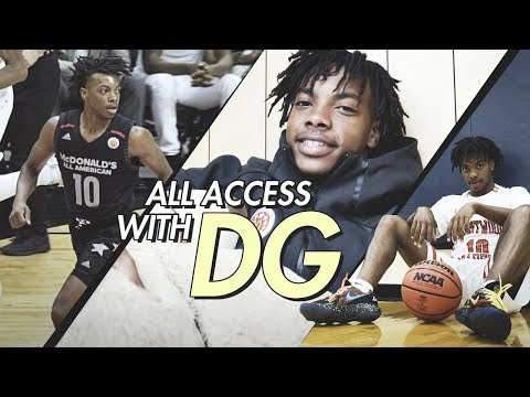"McDonald's All American Life With Darius Garland! Zion Williamson Calls Him ""The People's Champ!"""