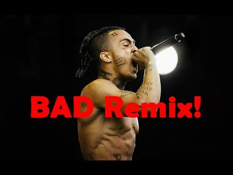 XXXTENTACION - BAD Remix (Audio) (Official)