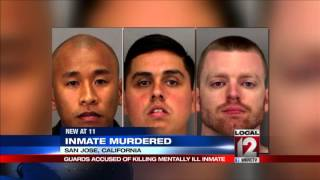 3 California deputies arrested; inmate died of blunt trauma