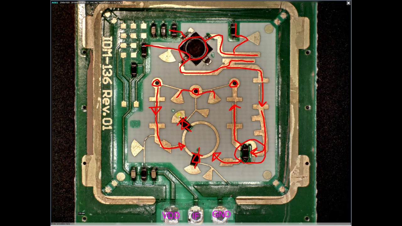 TSP #130 - Tutorial, Experiment & Teardown of a CDM324 24GHz Doppler Radar  Module