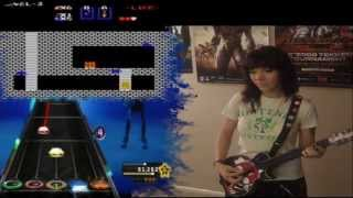 Zelda Theme Guitar Hero 100% Expert Guitar FC