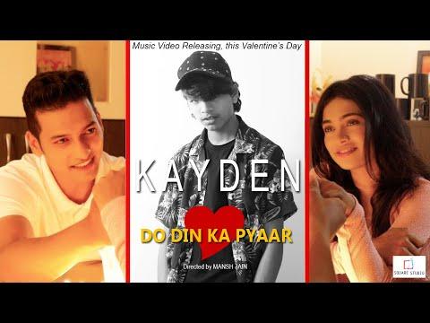 kayden---do-din-ka-pyaar-(official-music-video)-(2020)