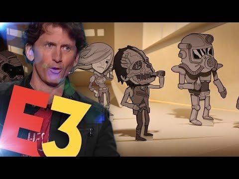 BETHESDA'S E3 ANNOUNCEMENT