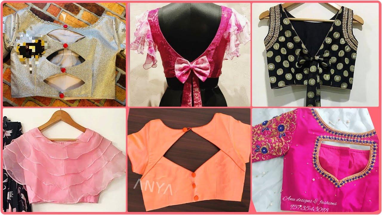 #latest #blouse #design stylish n modern blouse design