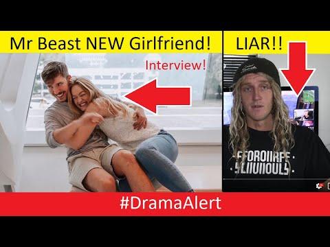 MrBeast talks to me about his GIRLFRIEND! #DramaAlert Joogsqaud confirmed LIAR!