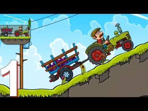 Tractor Mania - Gameplay Walkthrough Part 1 (Android Gameplay)