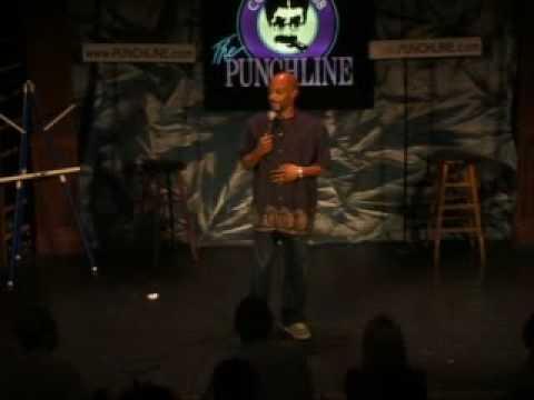 Comedian Tim Murray