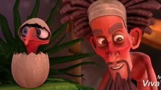 Cartoon - Robinson Crusoe \ Animation Short Film