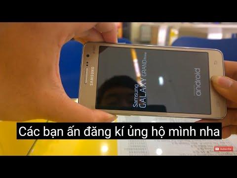 Chạy Lại Phần Mềm Samsung Bằng Nút Volume- DS Phong Aka Ái Võ