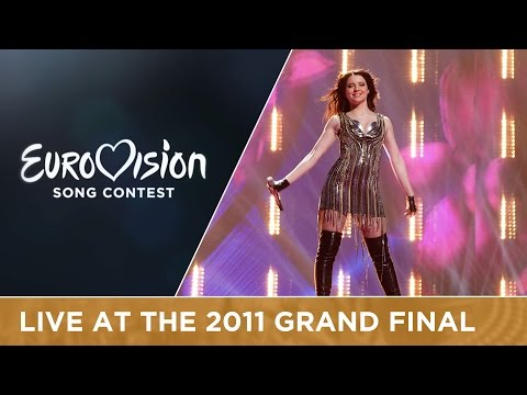 Maja Keuc - No One (Slovenia) Live 2011 Eurovision Song Contest