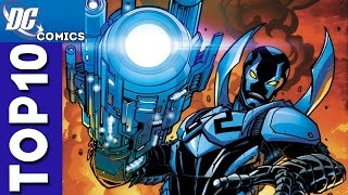 Top 10 Blue Beetle Moments From Young Justice