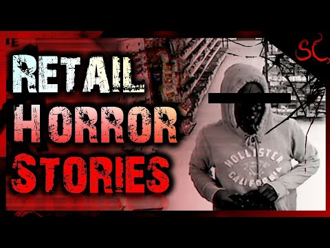 6 TRUE Scary Retail Worker Stories From Reddit | Scary Stories