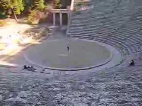 Sanctuary of Asklepios at Epidaurus 1