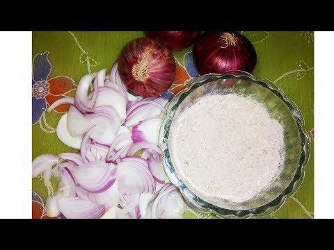 Onion Powder Sun-dried Homemade