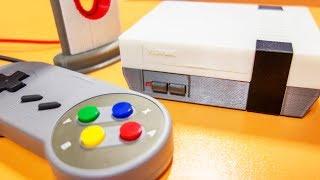 NES MINI CASERA | Muy Facil de Hacer con una Raspberry Pi 3