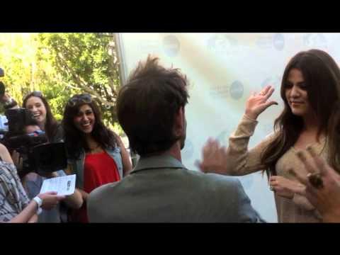 Khloe Kardashian's Mind is Read by Lior Suchard