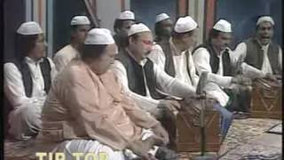 Aaj Rang Hai Re - Nusrat Fateh Ali Khan and Sabri Brothers - Original song.