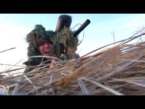 Girlfriend vs Paintball Gun!!