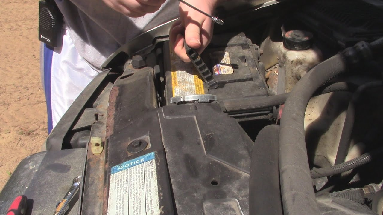 Gmc Jimmy Dead Battery Part 1
