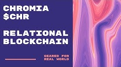 Chromia Crypto Token - CHR - Make YOUR BITCOIN and ETHEREUM Holdings GROW EXTRA FAST?