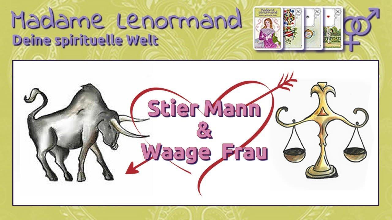 Stier Frau Zwilling Mann