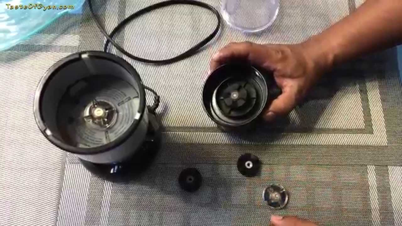 How To Fix Magic Bullet Squeaking  Annoying Sound