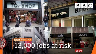 Download lagu Arcadia: Topshop owner faces collapse within hours 🔴 @BBC News live - BBC
