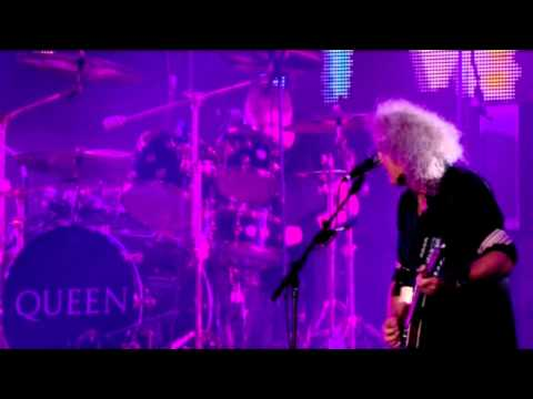 Queen - Adam Lambert   A Kind Of Magic 2012