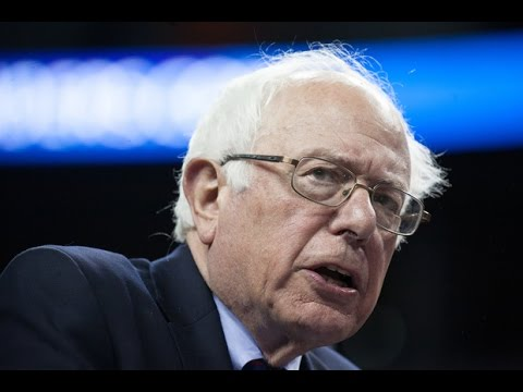 Bernie Sanders Calls Out Israeli Settlements & Civilian Deaths In Gaza