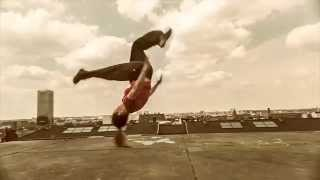Epic Girls Parkour and Freerunning 2015