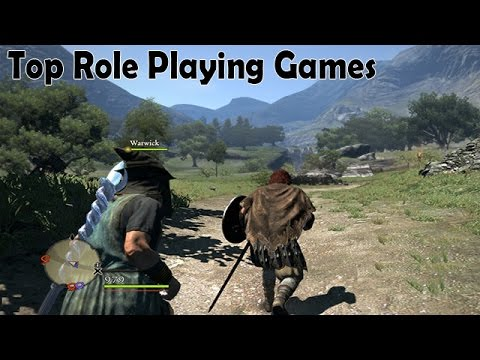 Top 10: RPG/Role Playing Games 2016