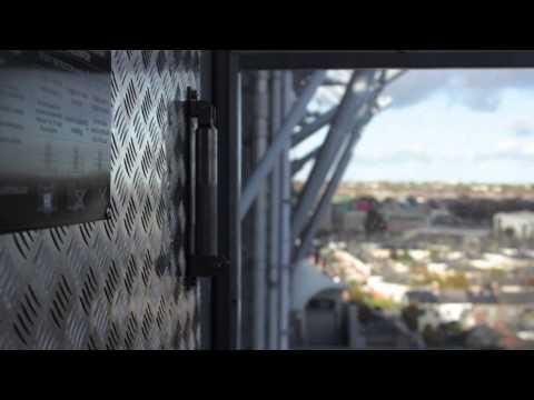 Training Video Etihad Skyline Tour, Croke Park
