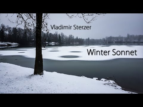 Winter Sonnet - Vladimir Sterzer │ Piano & Symphonic Background │ The Message to another Time