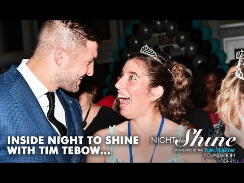 Inside Night to Shine with Tim Tebow