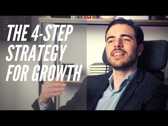 Grow Your Business Beyond Your Personal Network (4-Step-Strategy)
