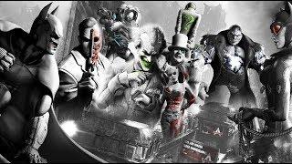 [4K] Batman: Arkham City (PC) - Audio Interviews
