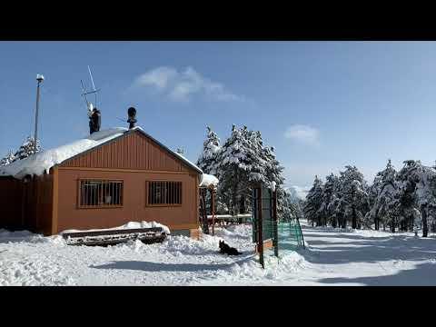 Les estacions d'esquí nòrdic donen la temporada per salvada
