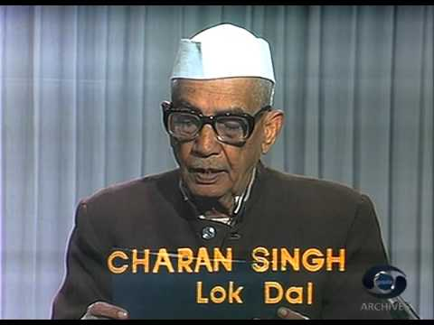 1984 11 30 Lok Dal Election Broadcast by Ch. Charan Singh