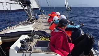 Все на обучение яхтингу в яхтенной школе ЯХТ ДРИМ! Отзыв яхтенных капитанов