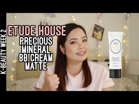 Precious Mineral Beautifying Block Cream Matte SPF50+ PA+++ (Vanilla)