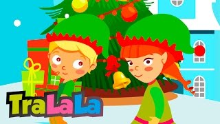 Colindul piticilor - Colinde de iarna pentru copii TraLaLa