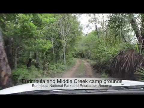Getting to Eurimbula and Middle Creek campgrounds - 1770