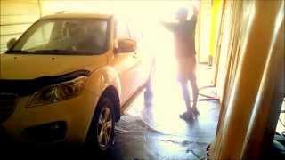 Lifan X60 Накладки на двери! Установка.(Новый обвес для lifan x60 Обвес дверей установка!, 2014-07-12T18:45:29.000Z)