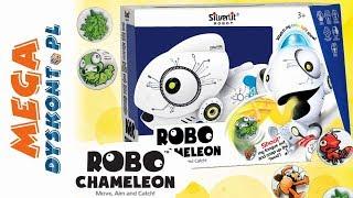 Robo Chameloen  Silverlit Robot  Interaktywny głodny kameleon  Dumel