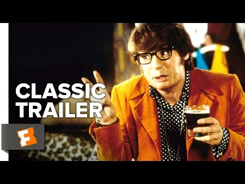 Austin Powers: International Man Of Mystery (1997) Official Trailer - Mike Myers Comedy HD