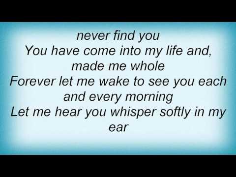 Lionel Richie - Lady Lyrics