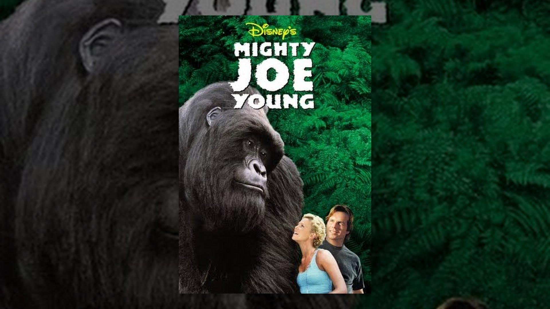 Mighty Joe Young (1998) - Kaiju Battle  Mighty Joe Young