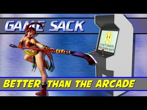 Better Than the Arcade - Game Sack